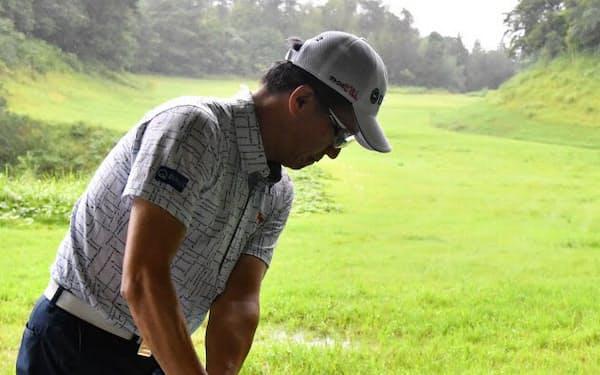小5で父に初めて勝ちゴルフに没頭した