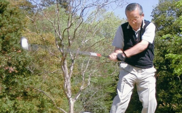 ゴルフのおかげで人間関係を深められただけでなく、経営課題克服のヒントになった