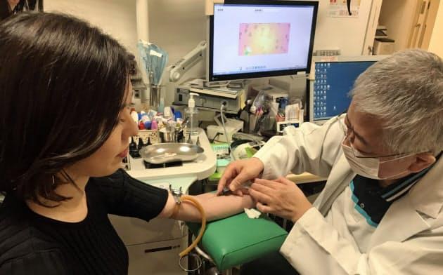 アレルギー疾患の疑いがある患者は血液検査による原因特定がお勧め(東京都江戸川区のはら耳鼻咽喉科)