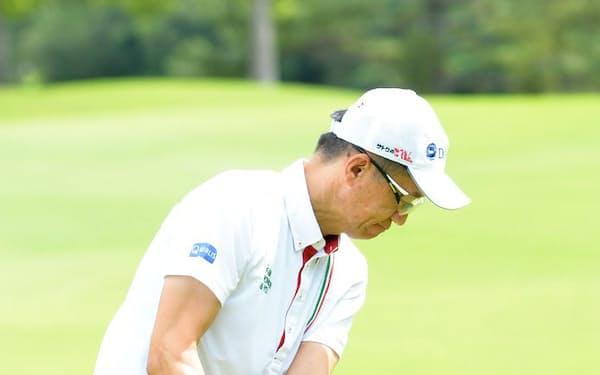 昨季1位のパーオン率は今季も日本選手中トップ