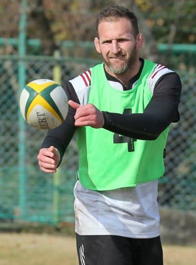 前ニュージーランド代表主将のリードがトップリーグに参戦する