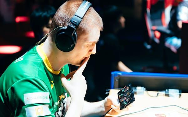 「TEPPEN」は2019年12月に初めての世界大会を開いた(東京都千代田区)