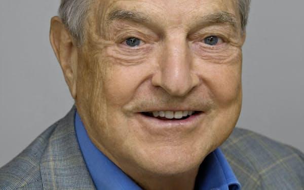 George Soros ハンガリー生まれのユダヤ系米国人。世界で最も著名な投資家の一人で、慈善活動家や政治運動家としても知られる。89歳