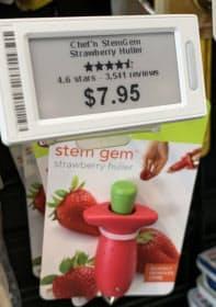 アマゾン・4スターは価格と評価を表示する