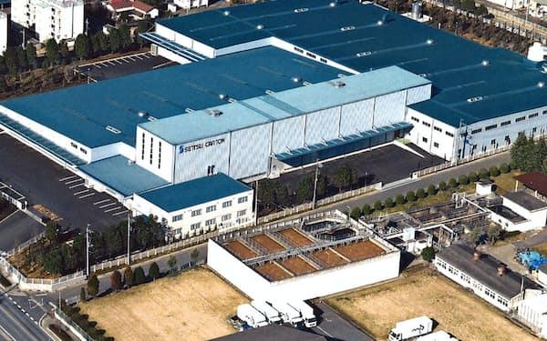 独立経営で力をつけたセッツカートン(栃木県下野市の宇都宮工場)