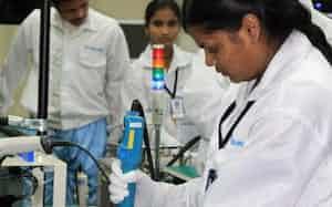 インドでは新工場でインバーターの生産を始めた