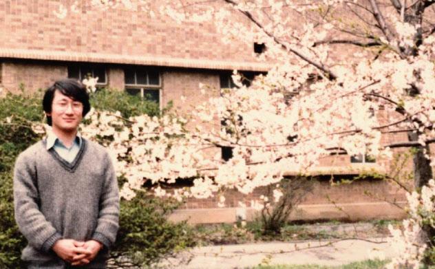 京都大学で機械工学を専攻したが、宇宙工学を学ぶため大学院は東京大学に進んだ(写真は東京大学駒場キャンパス)