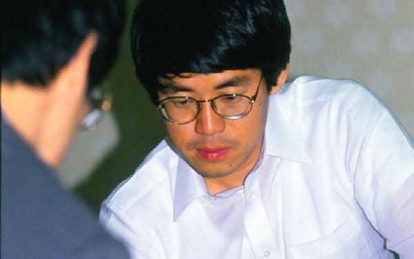 碁聖戦はストレートで奪取に成功(1988年7月)