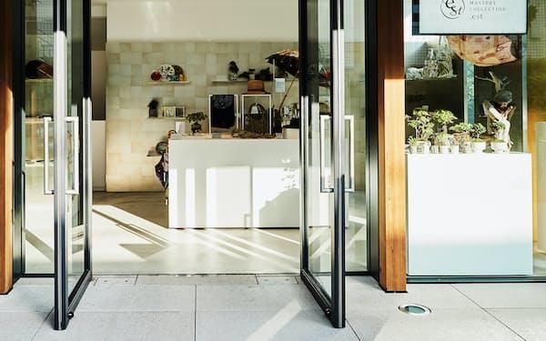 羽田未来総研とNTTアドがウィズ原宿に開設した店
