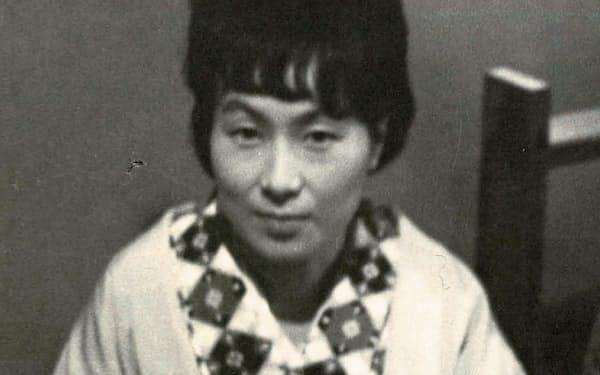 母の杉本照子