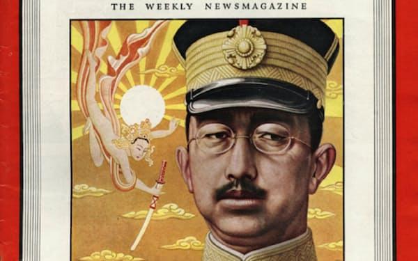 昭和天皇が表紙を飾ったタイム誌