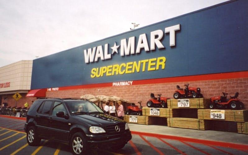 P&Gの最大の顧客であるウォルマートでも担当ブランドの売り上げを大幅に増やした
