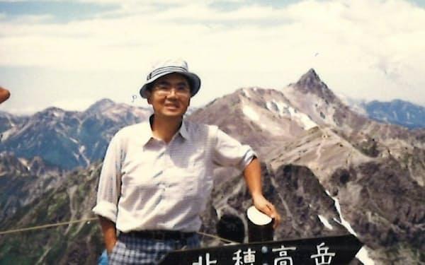 局長・外務審議官時代は登山によく行った