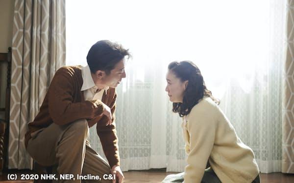 「スパイの妻」の場面(C)2020 NHK, NEP, Incline, C&I