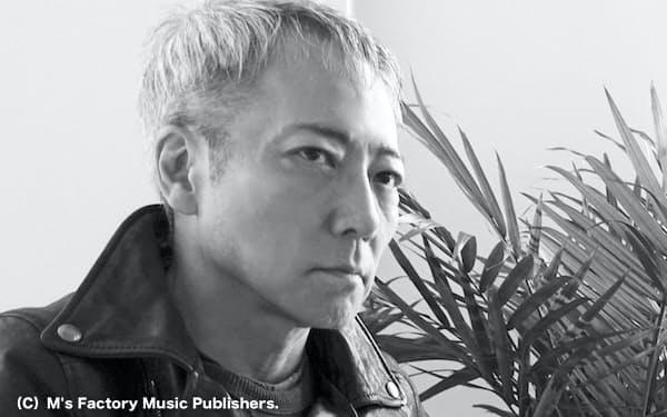 「日常はほとんど変わらない」と話す佐野元春(C)M's Factory Music Publishers., Inc 写真を無断で転載、改変、ネット上で公開することを固く禁ず