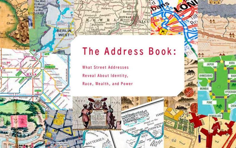 原題=The Address Book(神谷栞里訳、原書房・2700円) ▼著者は英ロンドン在住の作家。米ニューヨーク・タイムズ紙などに寄稿。 ※書籍の価格は税抜きで表記しています