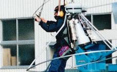 柳澤源内氏(15) エンジン背負い20センチ浮上