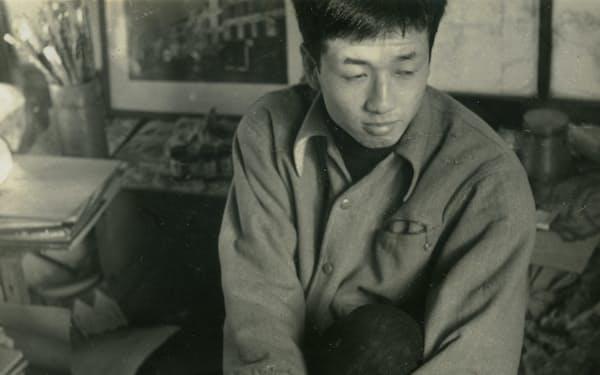 画家を夢見た東大時代