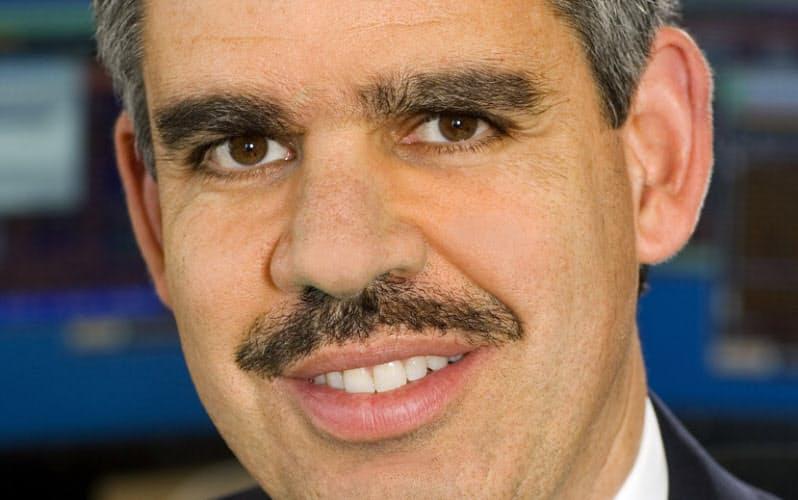 Mohamed A. El-Erian 英オックスフォード大博士(経済学)。独アリアンツチーフ・エコノミック・アドバイザーなども兼ねる。