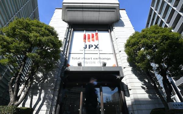 海外の証取でも類を見ない大型再編となる(東京証券取引所)