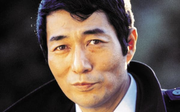 寺山修司さん=有田 泰而撮影、テラヤマ・ワールド提供