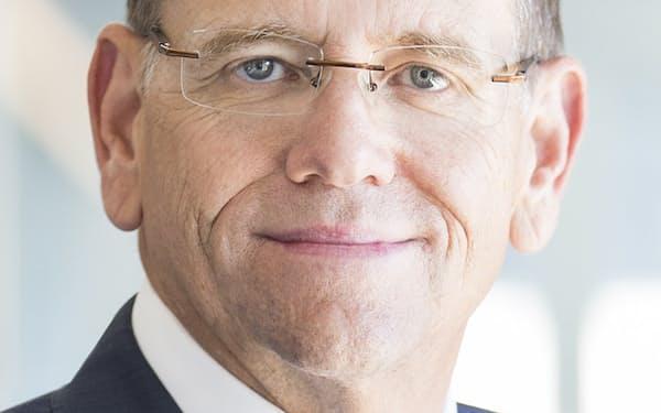 David Goeckeler 2020年3月にウエスタンデジタルCEO(最高経営責任者)に就任。前職はシスコシステムズの上級副社長で、セキュリティー事業を統括した。