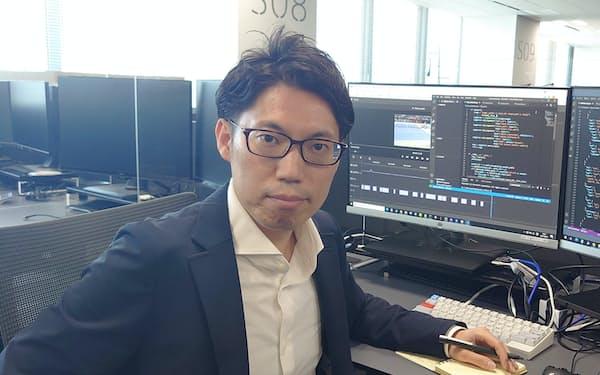 ソニーマーケティングの今井泰徳さん