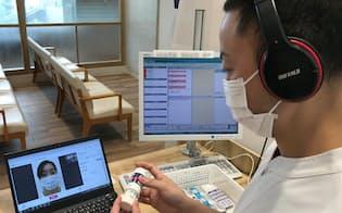 アインホールディングスでは利用客のニーズに応じてオンライン服薬指導にも対応する