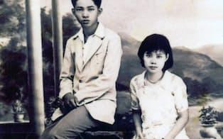 父は17歳で2歳上の母と結婚した