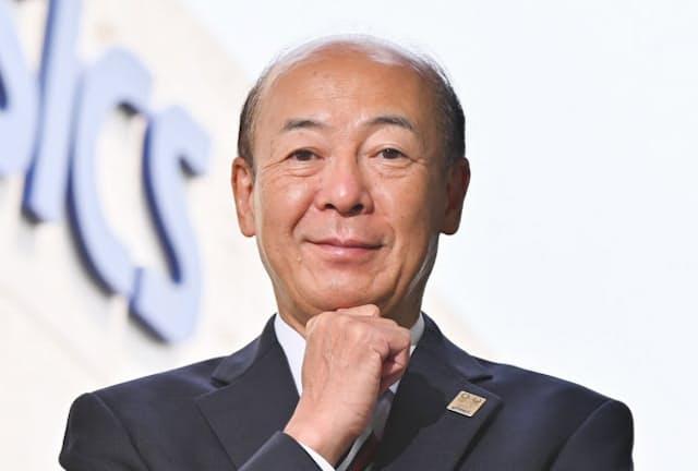 アシックス社長 広田康人氏