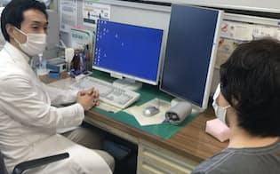 新型コロナウイルス感染症の後遺症を診療する専門外来も増えている(聖マリアンナ医科大学病院)