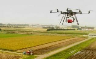 ドローンで農地を空撮しAIで病害虫の発生を検出する(北海道で)