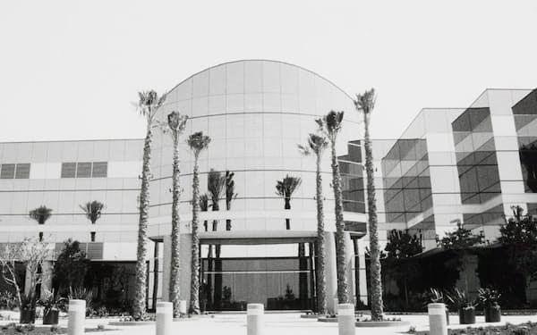 米カリフォルニア州サンディエゴに建設されたジェン・プローブ新本社