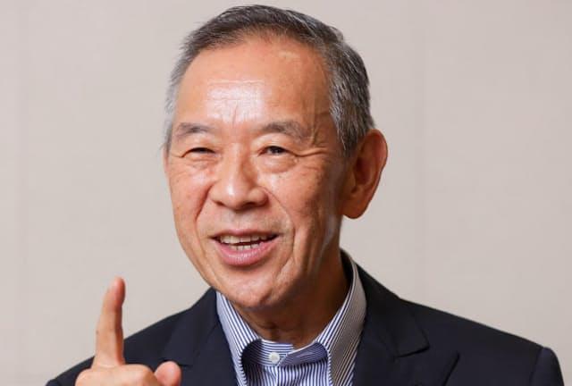 ウエスタンデジタルジャパンの小池淳義社長
