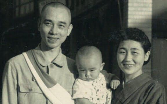 父が出征した朝(1944年8月1日)