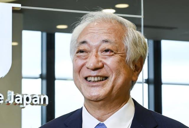 インターネットイニシアティブ社長 勝栄二郎氏