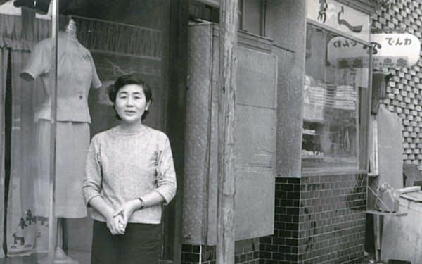 母とフミ洋装店(新宿・歌舞伎町)