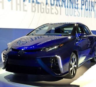 トヨタは燃料電池車の特許を全て公開するという驚きの発表をした