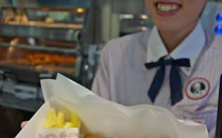 KFCも油の改良を進めトランス脂肪酸の含有量を減らしている