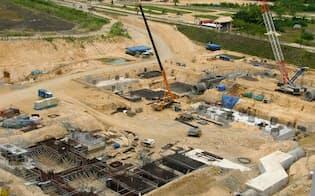 パグビラオ発電所の増設は、東電が建設・運営の主導権を握る(フィリピン・ルソン島)