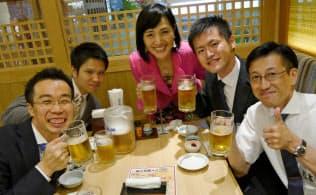 「20回のしらふな面談より1回の飲みニケーションの方が有効」と新規開拓の朝倉千恵子社長
