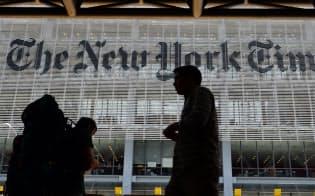 ニューヨークタイムズはペイウォールのみの利用者が100万人を突破したと発表した