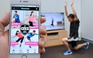 アプリを使えば自宅で本格的なトレーニングを試せる
