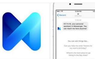 フェイスブックの「M」は、米アップルの「シリ」や米グーグルの「グーグルナウ」の対抗馬になるといわれている