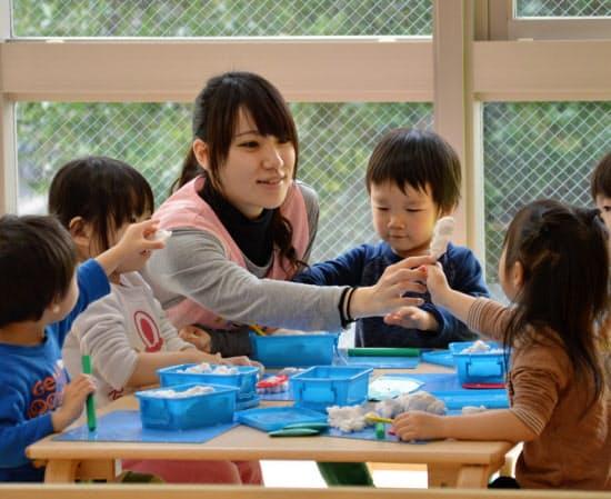 千葉県松戸市は小規模保育に力を入れる(野菊野保育園松戸ルーム)
