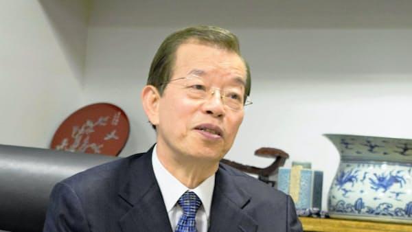 尖閣問題、中国と共闘せず 台湾次期駐日代表の謝氏