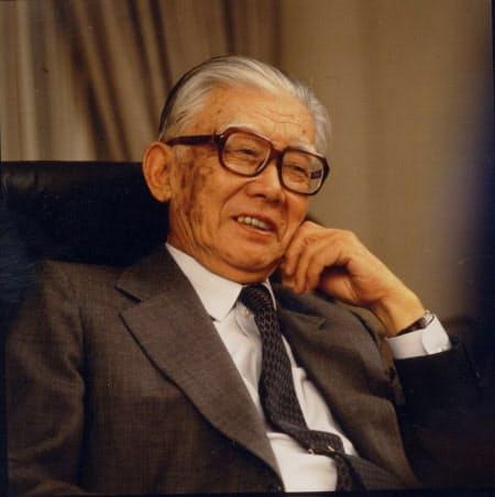 ソニー創業者の井深大氏は教育にも熱心だった