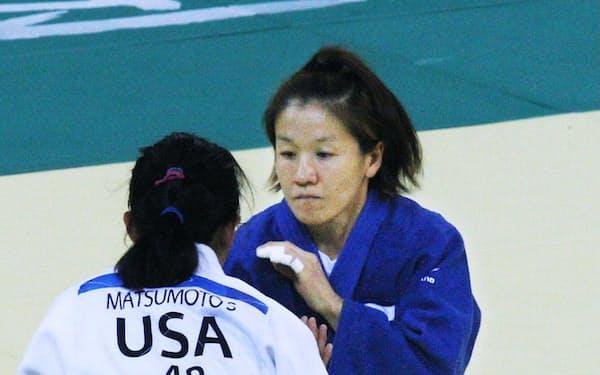 柔道・谷亮子さん