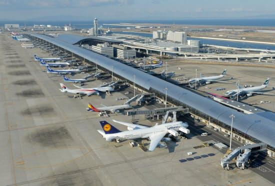 空港運営権もインフラファンドの投資対象になりうる(関西空港)