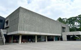 国立西洋美術館の外観(東京都台東区)